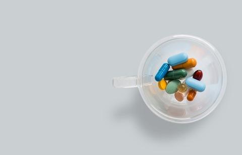 ビタミンBのサプリメント
