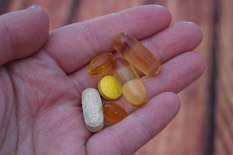 ビタミンAのサプリメント