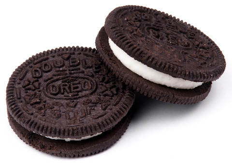 Double-Stuf-Oreos