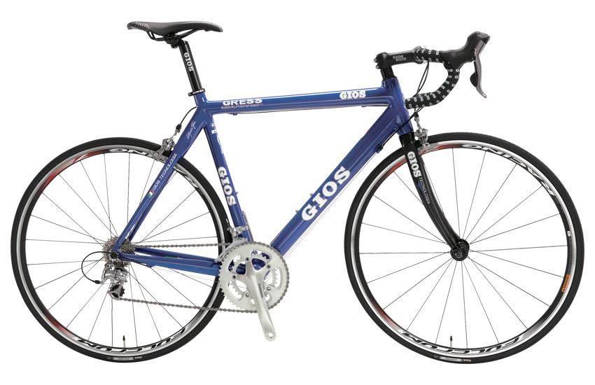自転車の gios 自転車 値段 : 一応カーボンの機種もあるには ...