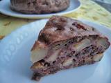 ココアと林檎の梅酒ケーキ2