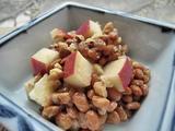 納豆と林檎の胡桃ックス2