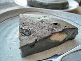 よもぎとバナナの簡単ケーキ2