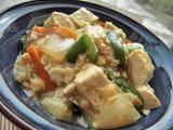 グルテンバーガーの麻婆豆腐2