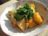 蓮根とかぼちゃの味噌煮生姜風味2