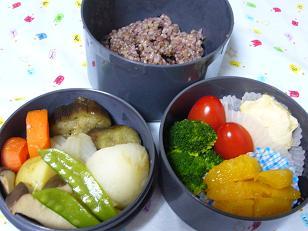 春かぶらと春野菜のシンプルポトフのお弁当
