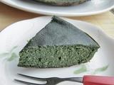 よもぎと生姜の簡単おからケーキ2