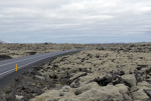 1溶岩道路