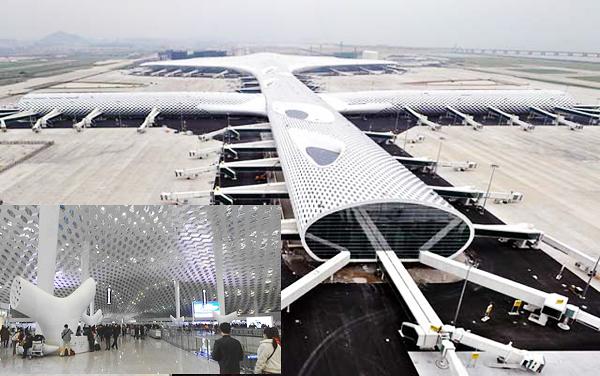 9深セン空港