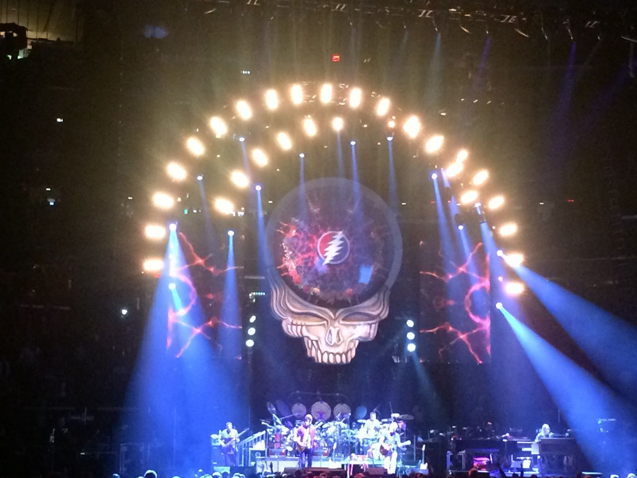 Groovin Music Dead Company At Madison Square Garden
