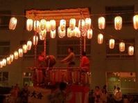 29 原宿の丘盆踊り−1