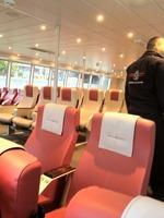 2 on the boat to ブラチスラヴ