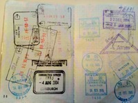 Old Passport-1