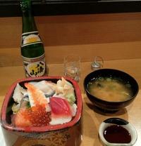 ウィーンでの日本食(天満屋にて)−1