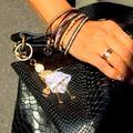 2016-05-07, Keyholder- & Bracelet Art Wearing