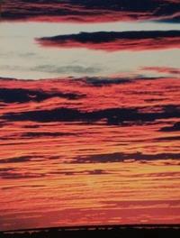 Africa sunset-2