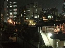 神宮外苑花火大会2012.8.10