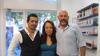 Teruji, Alberto & Mitsuko, 09-2011 copy