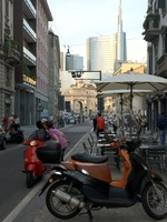 Milano bacci