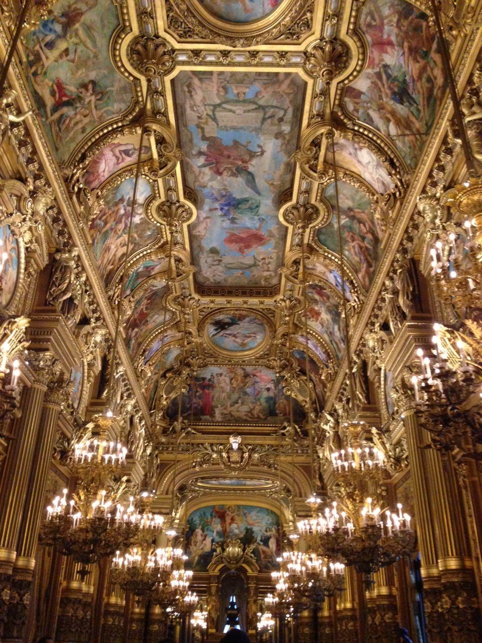 オペラ座回廊