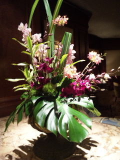 リッツの花