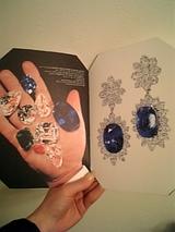 ハリーウィンストンの宝石たち