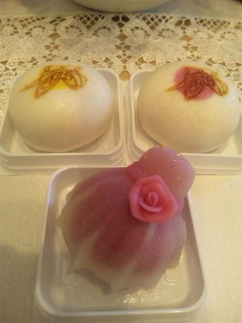 2012発表会とらや和菓子