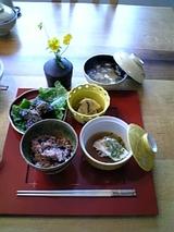 順子さん鯛料理