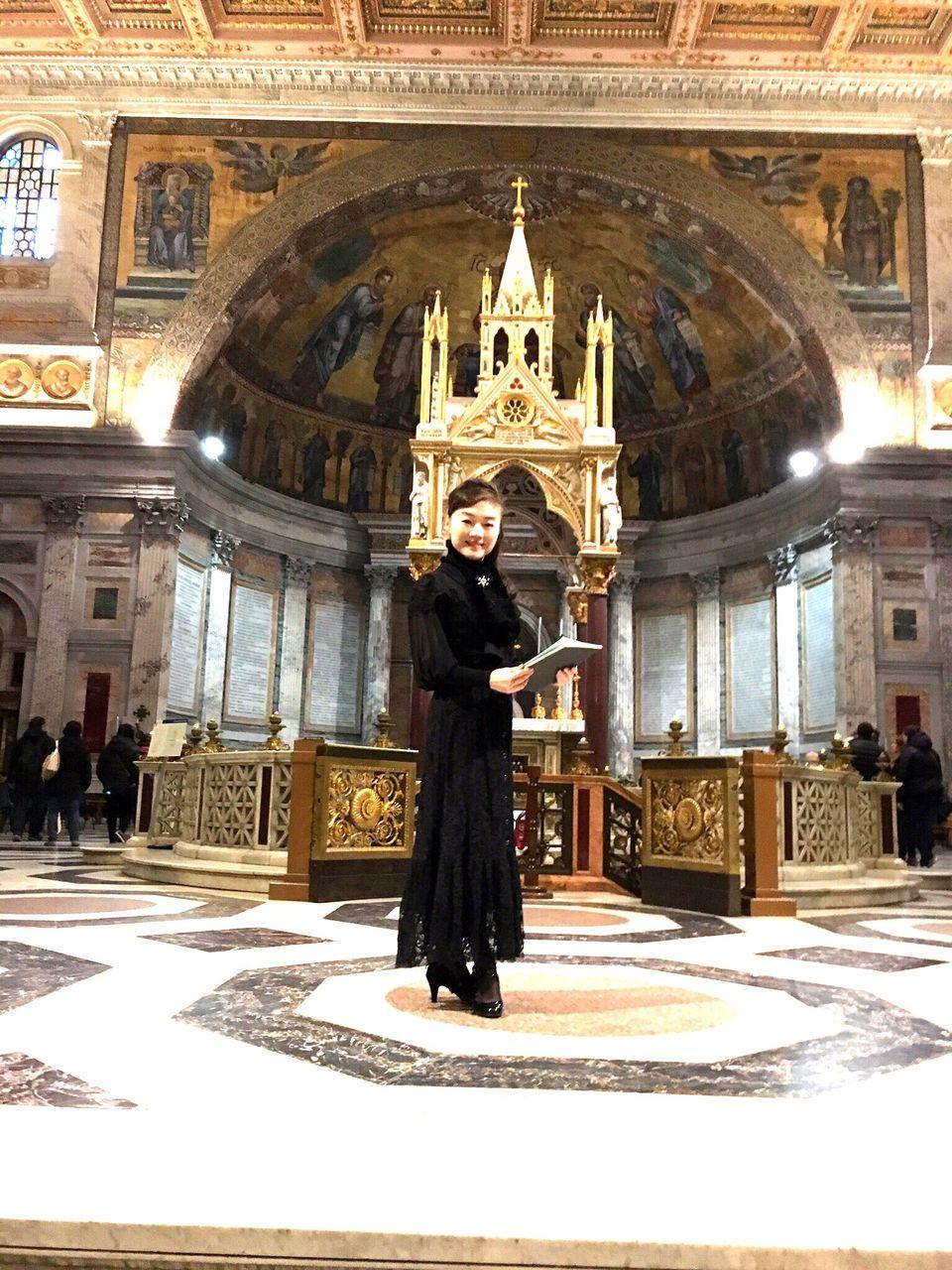 バチカン聖パウロ大聖堂