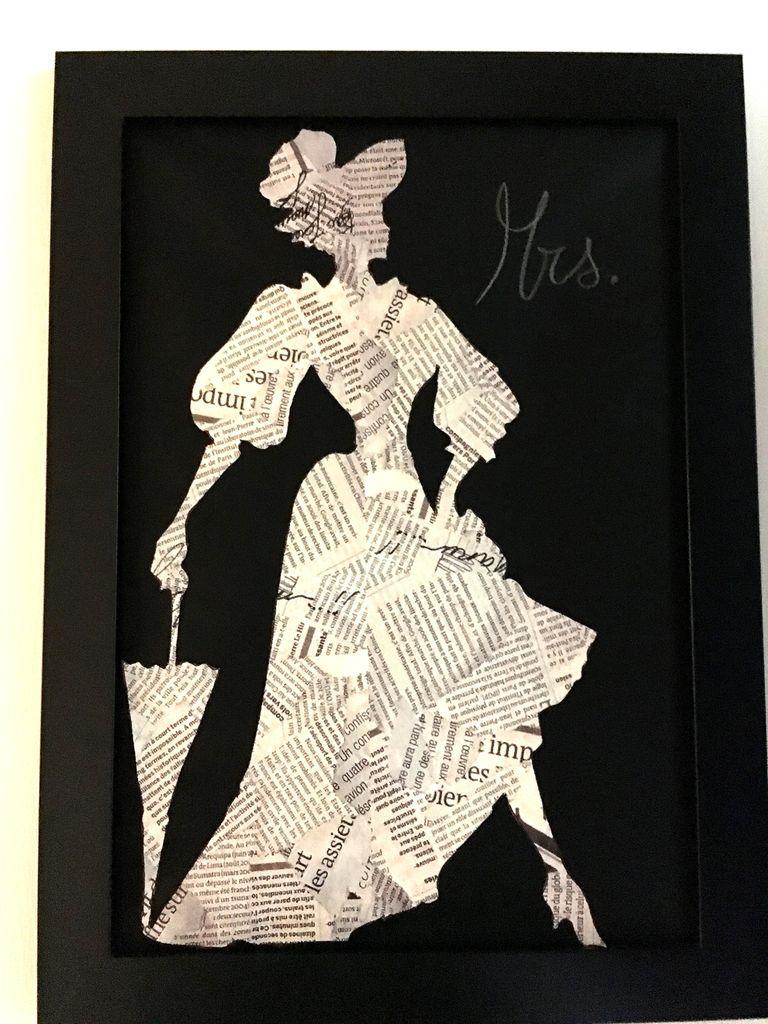 女性トイレット表札
