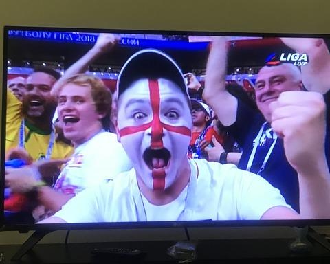 イングランド観客