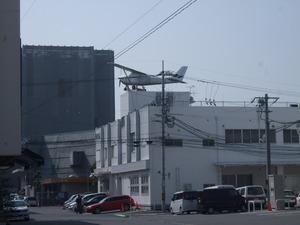 問屋町-飛行機