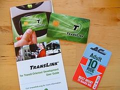 AC_Transit バスカード