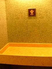 オムツ台@ディズニーグランドカリフォルニアホテル