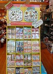 ForthSt.の玩具屋には日本の食玩も!