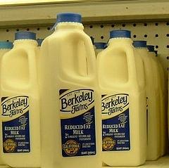 牛乳と豆乳@北カリフォルニア 5
