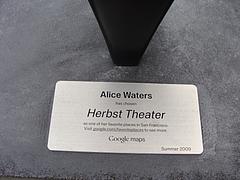 アリス・ウォーター@google