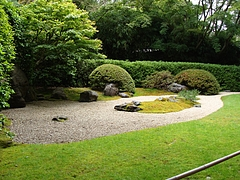 Japanese Tea Garden @ San Francisco