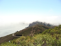View from Hawk-Hill and Battery-Spencer@SF