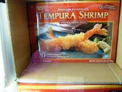 tempra shrimp