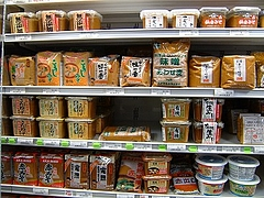 Tokyo Fish Market の味噌たち