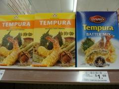 tempra Batter-mix