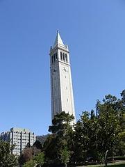 sather tower@UC Berkeley 9
