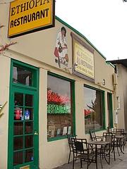 エチオピアレストラン@Ashby-Telegraph