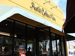 Peet's Coffee@Berkeley