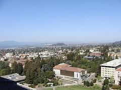 sather tower@UC Berkeley 1