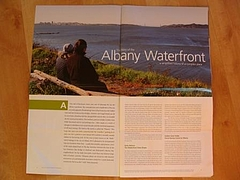 Albany waterfront 3