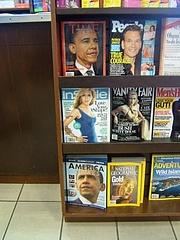 オバマ大統領関連グッズ 1