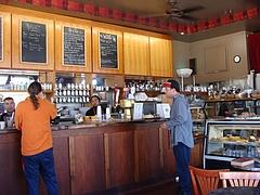Cafe Trieste@Berkeley, CA