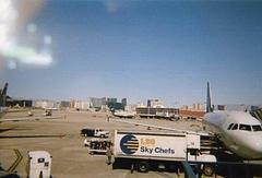 ラスベガスから飛行機で 2